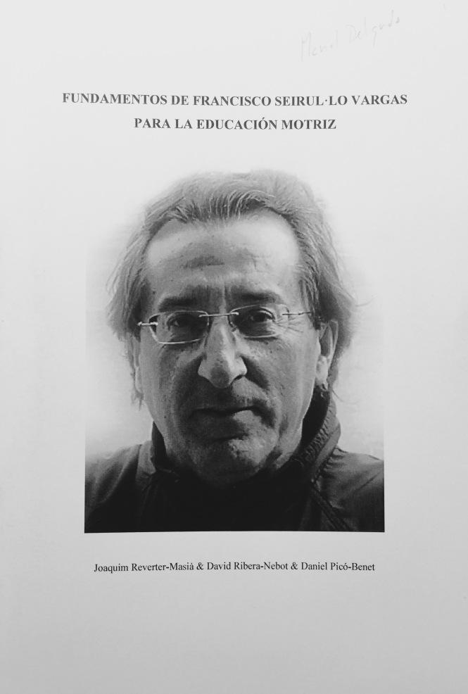 Fundamentos de Francisco Seirul.lo Vargas